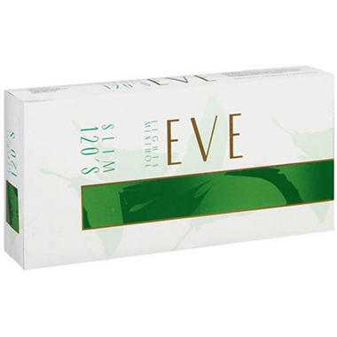 Eve cigarettes coupons