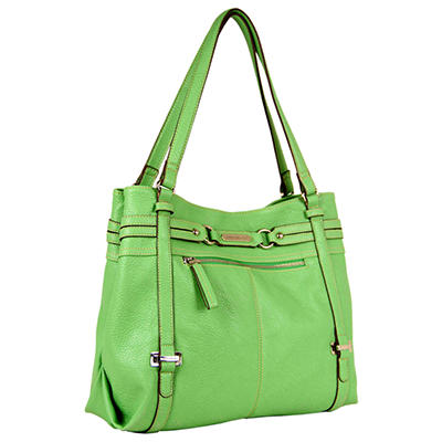 Ellen Tracy Tote Bag - Green