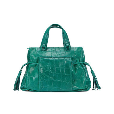 Orvieto by Estel Park Gioeillo Di Miei Leather Handbag