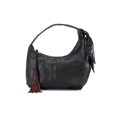 Orvieto by Estel Park Bello Di Cudio Leather Handbag
