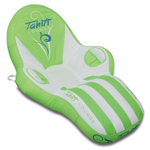 Tropcial Tahiti Floating Lounge, Assorted Colors