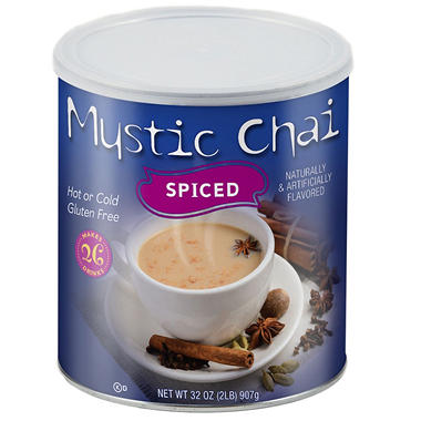 Mystic Chai Spiced Tea - 6 pack