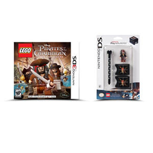 LEGO DS or 3DS Game with Universal DS LEGO Kit