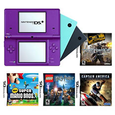 DSi Handheld with 1 Game