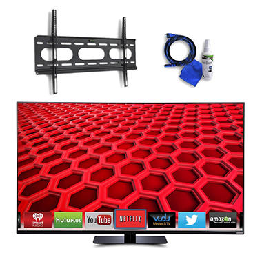 "60"" VIZIO LED 1080p 120Hz Smart TV w/ Mount Kit"
