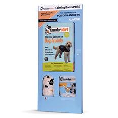 ThunderShirt Dog Anxiety Bonus Pack