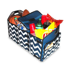 Merrick Trunk Organizer + Bonus Cooler - Assorted Colors