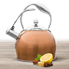 Wolfgang Puck 2.2-Quart Tea Kettle - Assorted Colors