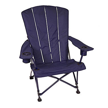 Foldable Adirondack Chair - Blue