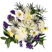 Serenity Mixed Bouquet - 10 pk.