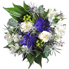 Ocean Breeze Mixed Bouquet - 7 pk.