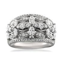 Click here for Christopher Designs 1.25 CT. TW. Round Diamond Eng... prices