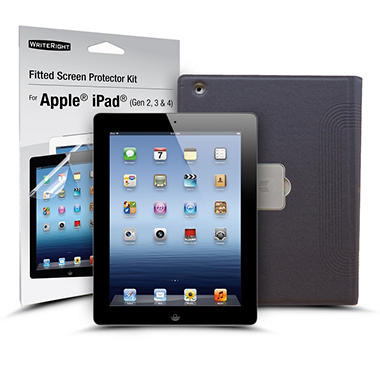 iPad with Retina Display 32GB Travel Bundle