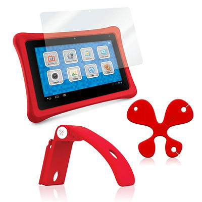 "7"" Nabi 2 Kids Tablet Accessories Bundle"
