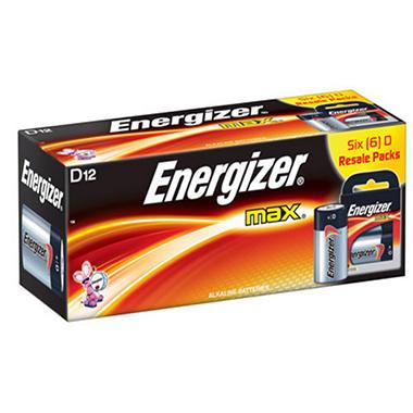 Energizer Max Batteries