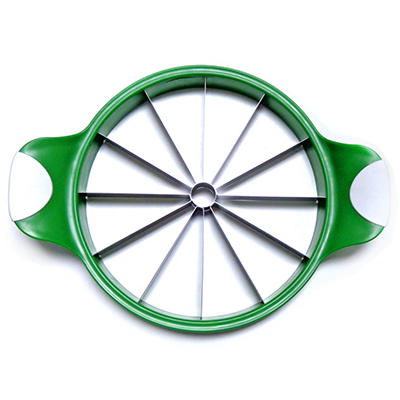 "12.5"" Melon Slicer w/ Blade Protector (Various Colors)"