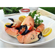 Jumbo Stone Crab Claws (3 lbs.) with Dijon Sauce