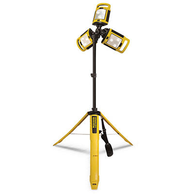Stanley Fat Max Ultimate Portable Tripod Light