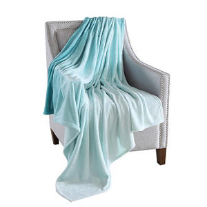 Christian Siriano Ombre Throw (Assorted Colors)