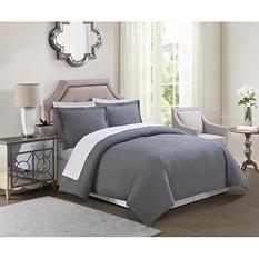 Christian Siriano Down-Alternative 4-Piece Comforter Set (Assorted Sizes)