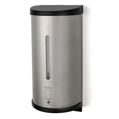Touch Free Stainless Steel Soap Dispenser