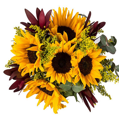 Sun Rising Mixed Bouquet - 10 pk.