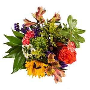 Autumn Glory Mixed Bouquet - 10 pk.