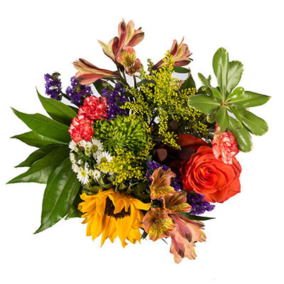 Autumn Glory Mixed Bouquet - 10 pk.