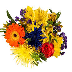 Fall Harvest Mixed Bouquet - 10 pk.