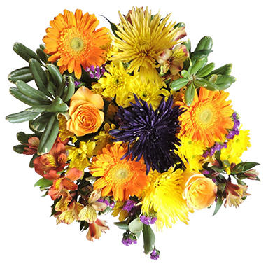 Fall Harvest Mixed Bouquet - 7 pk.