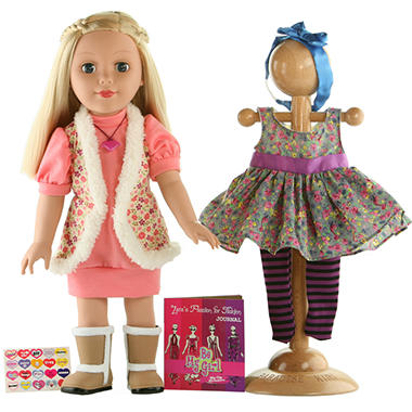 "Los Angeles 18"" Doll - Fashion Designer"
