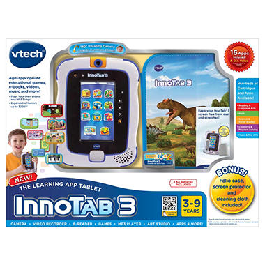 INNOTAB3 Bundle - Blue