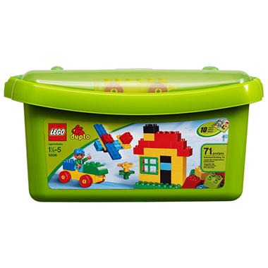 LEGO DUPLO Large Brick Box - 71 pcs.