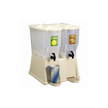 Tablecraft Twin Beverage Dispenser