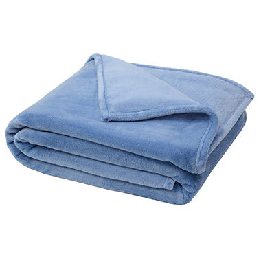 Flannel Throw - Various Colors