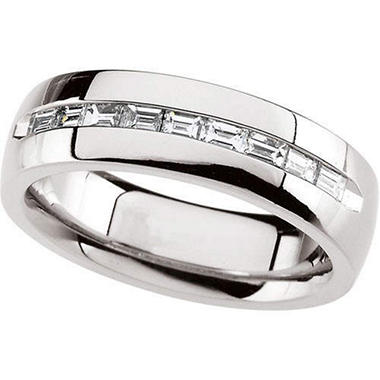 0.47 ct. t. w. Ladies Diamond Band  (I,I1)