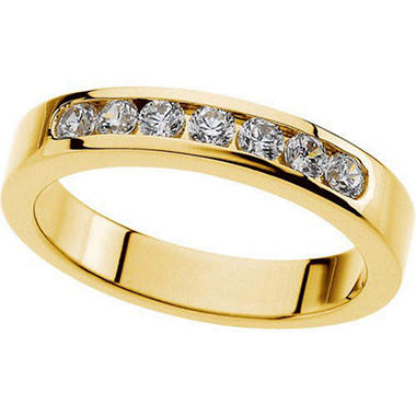 0.49 ct. t.w. Gents Diamond Band (I,I1)