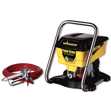 Wagner Paint Crew Airless Paint Sprayer