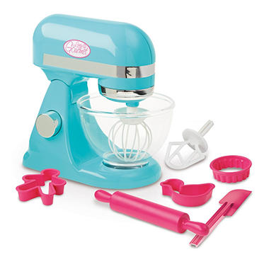 Little Gourmet Kids Stand Mixer - Aqua Blue