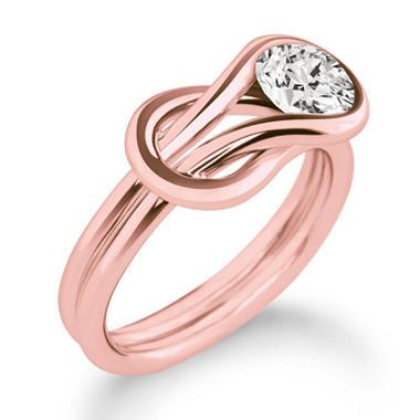 .25 ct. t.w. Everlon™ Diamond Solitaire Ring in 14K Rose Gold (I, I1)