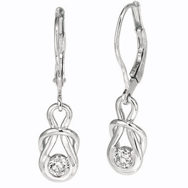 .50 ct. t.w. Everlon? Diamond Drop Earrings (I,I1)