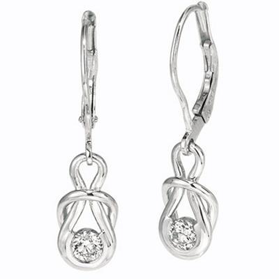 .50 ct. t.w. Everlon™ Diamond Drop Earrings (I,I1)