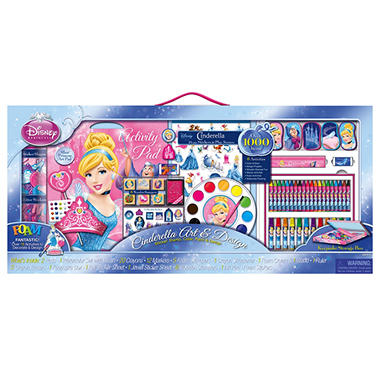 Disney Super Art Activity Set