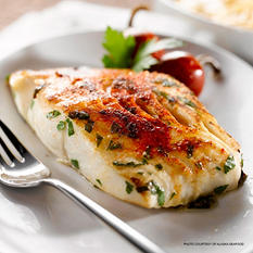 Tampa Bay Fresh Black Cod Fillets (10 lbs. box)