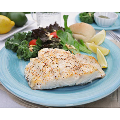 Tampa Bay Fresh Grouper Fillets, Skinless (10 lb. box)