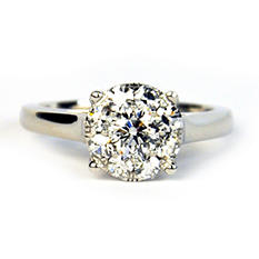 1.00 ct. t.w. Unity Diamond Ring (I, I1)