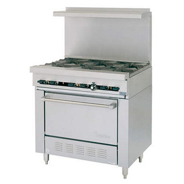 "Sunfire 36"" Gas Range w/ 6 Burners"
