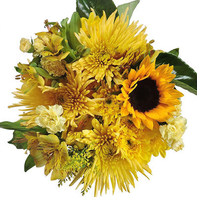 Sunshine Mixed Bouquet - 10 pk.