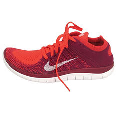 Nike Ladies Free 4.0 Flyknit Running Shoe