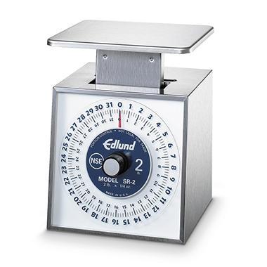 Edlund 32 oz. x 1/4 oz. Standard Platform Portion Scale